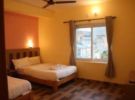 Hotel Great Pokhara, отель в Покхаре