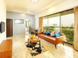 Mumbai House Luxury Apartment, apartment in Mumbai