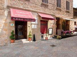 Allegroitalia Nazionale Volterra, отель в Вольтерре