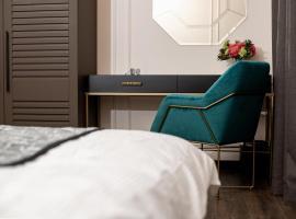 De Paris Apartments, апартаменти з обслуговуванням у Києві