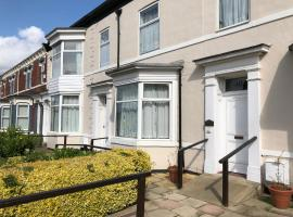 304 - 308 Norton Road Budget Rooms, capsule hotel in Stockton-on-Tees