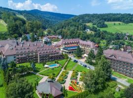 Hotel Stok – hotel w Wiśle