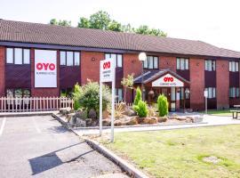 OYO Sunrise Hotel, hotel near Stonehurst Family Farm and Motor Museum, Thrussington