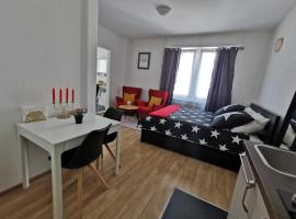 Studio am Rennweg, serviced apartment in Amriswil