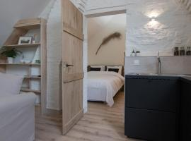 Atelier Botanie luxury short stay apartment, luxury hotel in Hasselt
