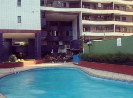 Porto de Iracema Residence, apartamento em Fortaleza