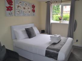 Telford Claremont Mews Wellington, apartment in Telford