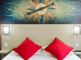 Hotel le Berlange, hôtel à Woippy