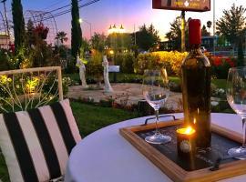 Chardonnay Lodge, hotel in Napa