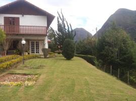 Sitio Rural nas Montanhas de Teresópolis, holiday home in Teresópolis
