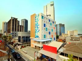 Dafam Express Jaksa Jakarta, hotel near Sarinah, Jakarta