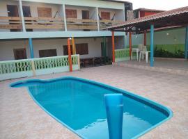 Pousada Terraço Potiguara, maison d'hôtes à Baía da Traição