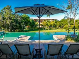 Apartamento Villa da Enseada - Praia privativa, hotel near Garcia D'avila Castle, Praia do Forte