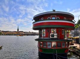 Den Röda Båten, hotel in Stockholm