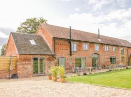 The Hayloft, vacation home in Telford
