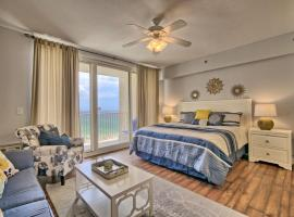 Shores of Panama Resort unit 1305, serviced apartment in Panama City Beach