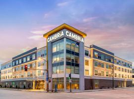 Cambria Hotel Milwaukee Downtown, hotel near General Mitchell International Airport - MKE, Milwaukee