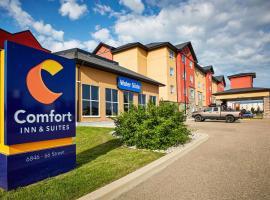 Comfort Inn & Suites Red Deer, hotel em Red Deer