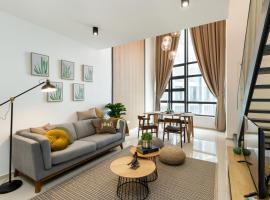 Eko Cheras Premium Suite, íbúðahótel í Kuala Lumpur