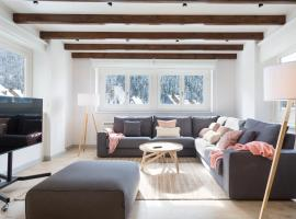 Luderna - Apartamento con terraza Bonaigua B1 Joanchiquet, pet-friendly hotel in Baqueira-Beret