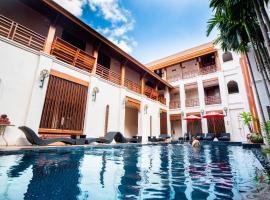 Phra Singh Village, отель в Чиангмае