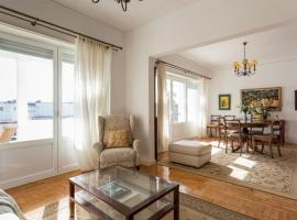 Carcavelos - Holiday Beach Apartment, hotel in Carcavelos