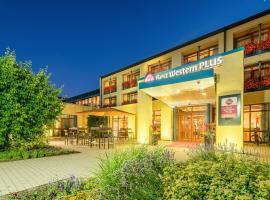 Best Western Plus Kurhotel an der Obermaintherme, отель в городе Бад-Штаффельштайн