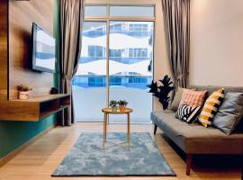 The Wave Suites by BeeStay Management, serviced apartment in Malacca