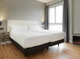 Hotel Arrizul Beach, hotel cerca de Catedral del Buen Pastor, San Sebastián