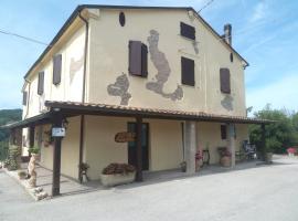 B&B Marcello & Francesca, bed & breakfast a Urbino