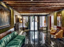 Hotel Bisanzio, hotel in Venice