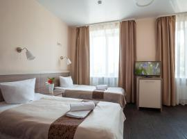 Гостиница Тула, отель в Туле