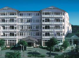 Hotel Vier Jahreszeiten Binz klimaneutral, Hotel in Binz