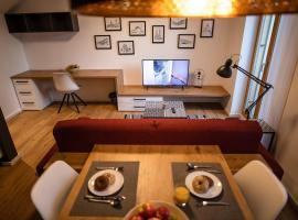 Postcard City Apartments, apartment in Maribor