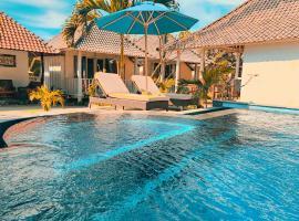 The Lucky Cottage, hotel near Mushroom Bay, Nusa Lembongan