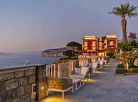 Hotel Lorelei Londres, hotel with jacuzzis in Sorrento