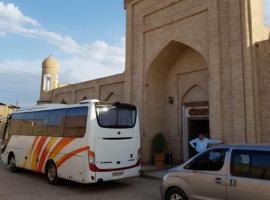 Muso To'ra Hotel, hotel en Khiva