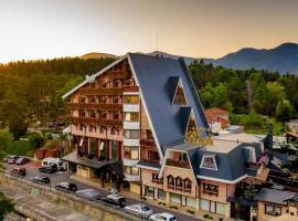 Spa Hotel Rich, отель в Велинграде