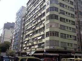 Apartamento Morbech Luz, hotel near Post 2 - Copacabana, Rio de Janeiro