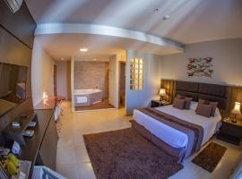Mondrian Suite Hotel -Seguindo as normas do MINISTERIO DA SAUDE, hôtel à São José dos Campos