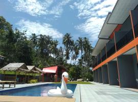 Samui Hills, B&B in Taling Ngam Beach