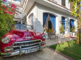 El Candil Boutique Hotel, hotel in Havana
