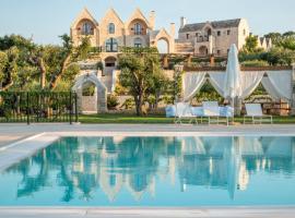 Ottolire Resort, hotel en Locorotondo