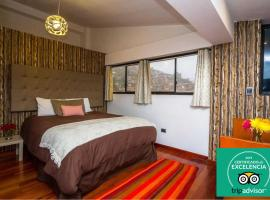 Hotel & Apartments R House Cusco, serviced apartment in Cusco