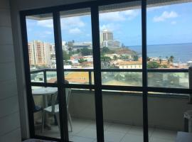 Beira Mar Rio Vermelho, apartment in Salvador