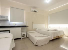 Ilha Norte Apart Hotel, apartamento em Florianópolis