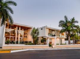 Nonna Mia, hotel en Campeche
