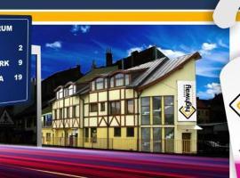 Penzión Highway, hotel v Ružomberku