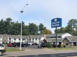 Cobblestone Hotel & Suites - Wisconsin Rapids, hotel in Wisconsin Rapids