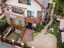 Villa V, pensiune din Brașov